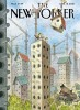 Couverture du New Yorker du 18 avril 2016 par Peter de Sève